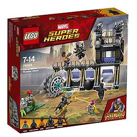 LEGO Marvel Super Heroes 76103 Corvus Glaives Tröskarattack