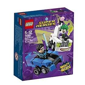 LEGO DC Comics Super Heroes 76093 Mighty Micros: Nightwing vastaan The Joker