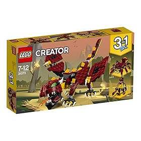 LEGO Creator 31073 Mytiska Varelser