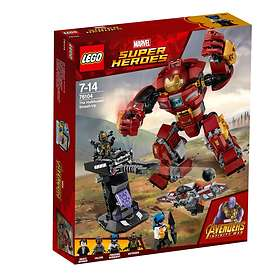 LEGO Super Heroes 76104 Marvel The Hulkbuster Smash-Up