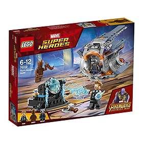 LEGO Marvel Super Heroes 76102 Thors Vapenuppdrag