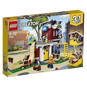 LEGO Creator 31081 Modular Skateboardhus
