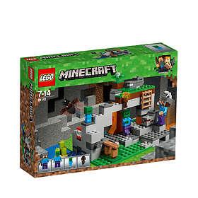 LEGO Minecraft 21141 Zombiegrottan