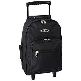 find the best price on everest bags small wheeled backpack compare deals on pricespy uk. Black Bedroom Furniture Sets. Home Design Ideas