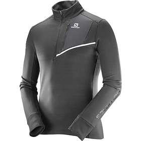 Salomon Fast Wing Mid Shirt Half Zip (Herr)
