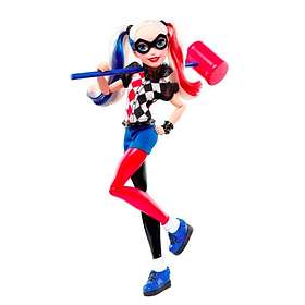 DC Super Hero Girls Harley Quinn Action Doll DLT65