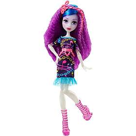 Monster High Electrified Hair-Raising Ghouls Ari Hauntington Doll DVH68