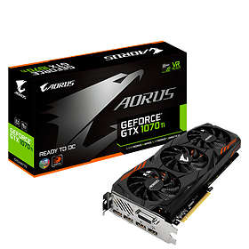 Aorus GeForce GTX 1070 Ti HDMI 3xDP 8GB