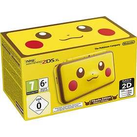 Nintendo New 2DS XL - Pikachu Edition