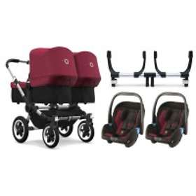 Bugaboo Donkey 2 Twin (Double Travel System)