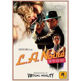 L.A. Noire: The VR Case Files (PC)