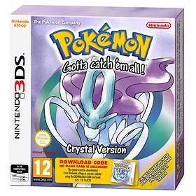 Pokémon Crystal Version (3DS)