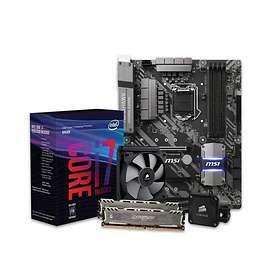 Komplett Uppgraderingspaket - 3,7GHz HC 16GB