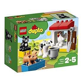 LEGO Duplo 10870 Bondgårdsdjur