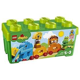 LEGO Duplo 10863 Mitt första djur - Klosslåda