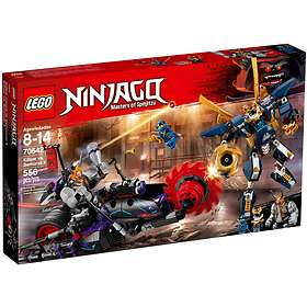 Contre Killow Le Ninjago 70642 Samouraï X Lego PXZiuk