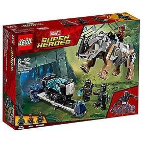 LEGO Marvel Super Heroes 76099 Noshörningsstrid vid Gruvan