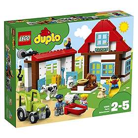 LEGO Duplo 10869 Bondgårdsäventyr