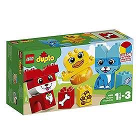 LEGO Duplo 10858 Mitt Första Pussel