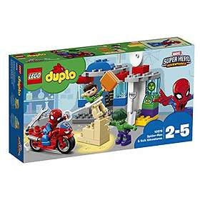 LEGO Duplo 10876 Spider-Man & Hulks Adventures