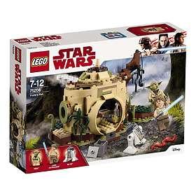 LEGO Star Wars 75208 Yodas Hjem