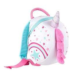 8c9ba86d4fa Find the best price on LittleLife Unicorn Toddler Backpack With Rein ...