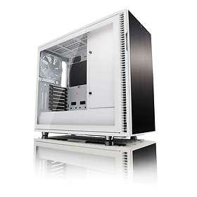 Fractal Design Define R6 TG (Vit/Svart/Transparent)