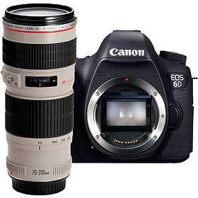 Canon EOS 6D + 70-200/4L USM