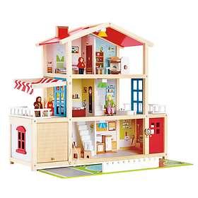 Hape Doll Family Mansion (E3405)