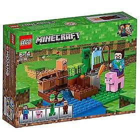 LEGO Minecraft 21138 Melonodlingen