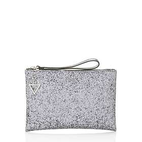 f8f81f80dbb8 Find the best price on Guess Ever After Glitter Clutch Bag (686272 ...
