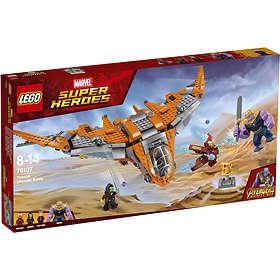 LEGO Super Heroes 76107 Marvel Thanos: Sluttoppgjøret