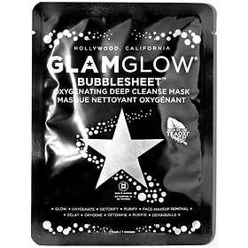 GlamGlow BubbleSheet Oxygenating Deep Cleanse Sheet Mask 1st