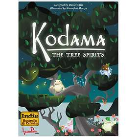 Kodama: The Tree Spirits (2nd Edition)