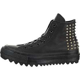 new style de688 a0dd9 Converse Chuck Taylor All Star Lift Ripple Premium Leather Hi (Unisex)