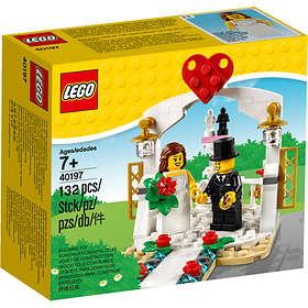 LEGO Minifigures 40197 Wedding Favour Set 2018