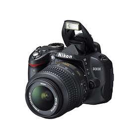 Nikon D3000 + 18-55/3,5-5,6