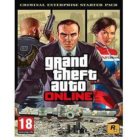 Grand Theft Auto V - Criminal Enterprise Starter Pack (PC)