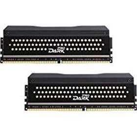 Team Group Dark Pro Gray DDR4 3200MHz 2x8GB (TDPGD416G3200HC14ADC01)