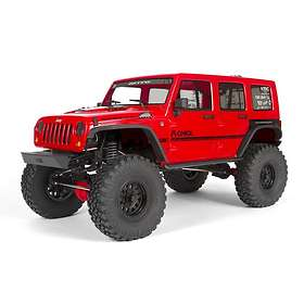 Axial SCX10 II 2017 Jeep Wrangler Unlimited CRC RTR