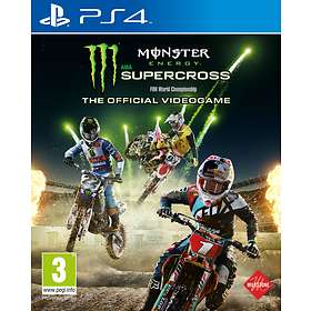 Monster Energy Supercross: The Official Videogame (PS4)