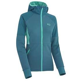Kari Traa Tove Midlayer Hood Jacket Full Zip (Dame)