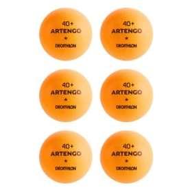 Artengo TTB 100* 1-Star 40+ (6 bollar)