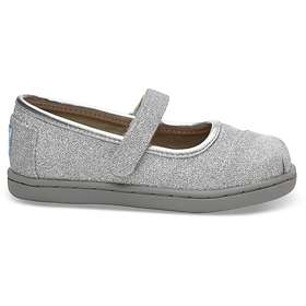 Toms Iridescent Glimmer Mary Janes