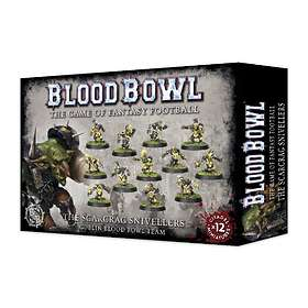 Blood Bowl: The Scarcrag Snivellers (exp.)