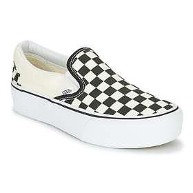 734acceeb82 Best pris på Vans Classic Platform Checkerboard Slip-On (Unisex ...