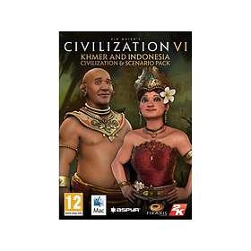 Civilization V - Scenario Pack: Khmer and Indonesia (Mac)