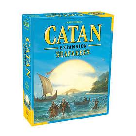 Enigma Catan: Sjøfarere (exp.)