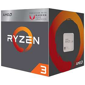 AMD Ryzen 3 2200G 3,5GHz Socket AM4 Box