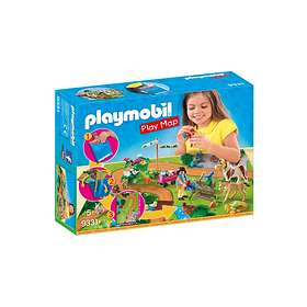Playmobil Country 9331 Play Map Ponniutflukt